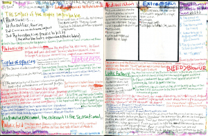 forces of habit journal entry