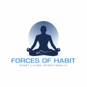 Forces of Habit Logo with slogan