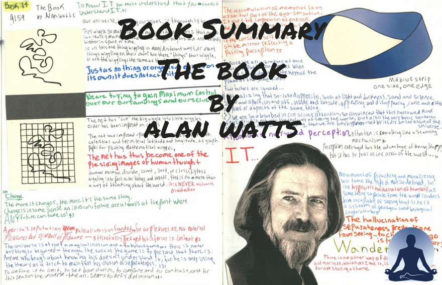 forces of habit book summary of the book by alan watts