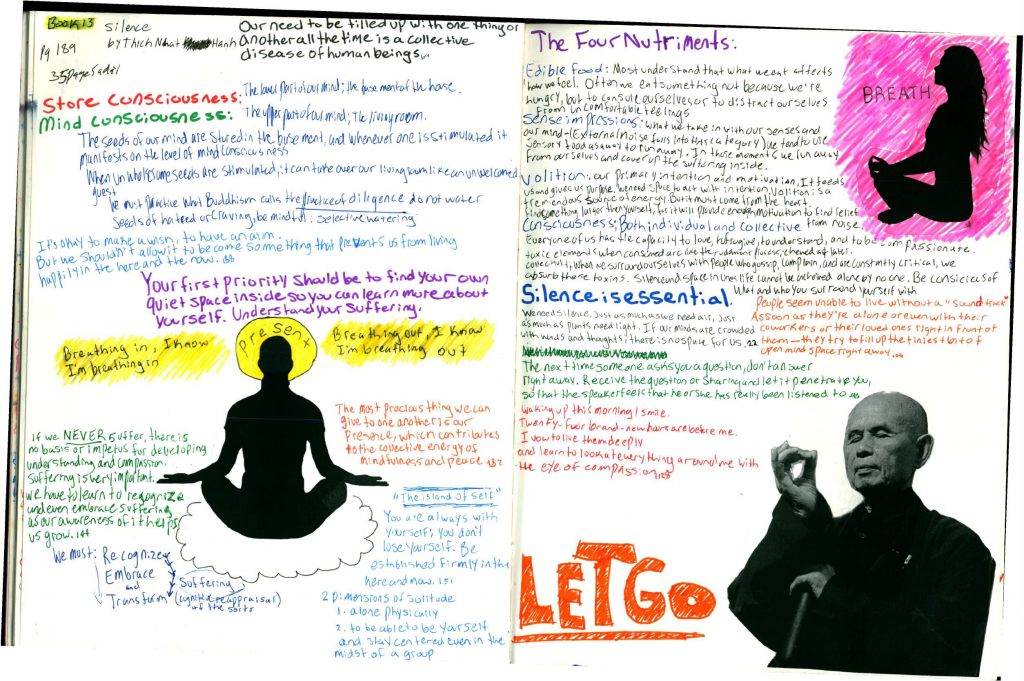 forces of habit journal summary