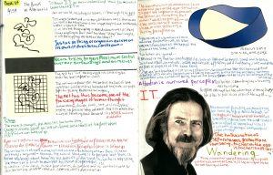 forces of habit journal summary of Alan watts The Book On the Taboo Against Knowing Who You Are