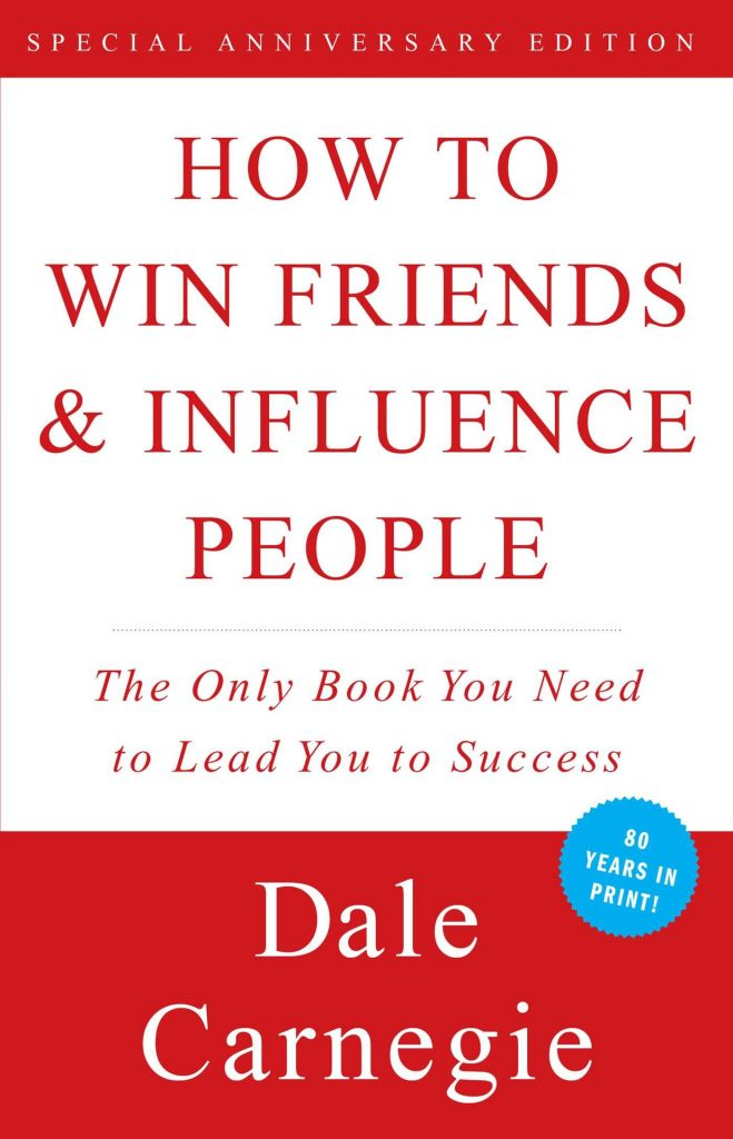 How to win friends and influence people forces of habit book summary