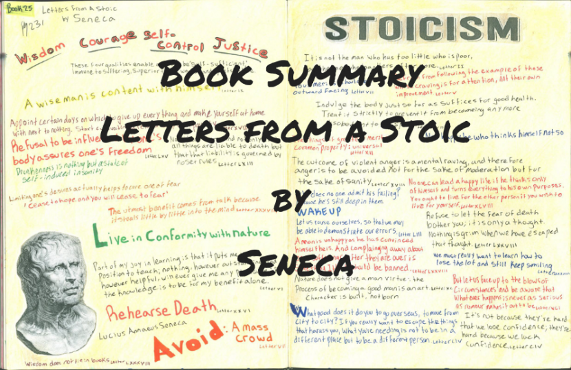 forces of habit book summary of letters from a stoic by seneca