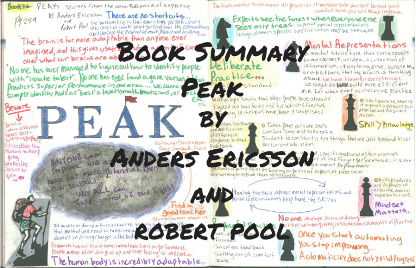 forces of habit book summary of peak by anders ericsson
