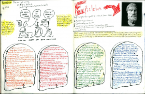 forces of habit book summary for the art of living by epictetus
